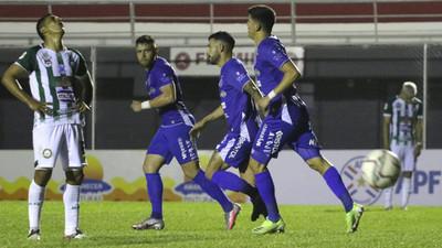 Copa Paraguay. Rubio Ñu