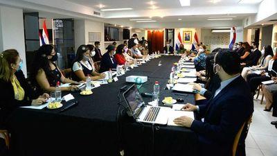 DDHH: Revisan cumplimiento de sentencias internacionales