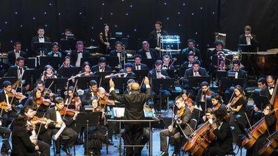 """Tenor Francesco: """"Cantar con la Sinfónica es un sueño cumplido"""""""
