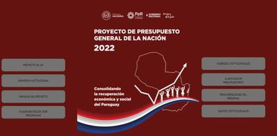 Hacienda pone a disposición de la ciudadanía el proyecto de PGN 2022