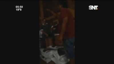 Video mostraría momentos previos al asesinato a concejal de Itakyry