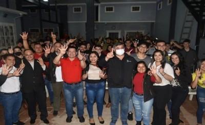 Tiki González propone llegar a la Intendencia con ideas y propuestas