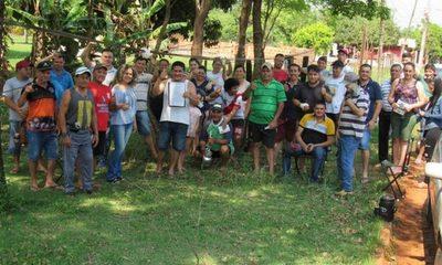 Barty Fernández dice ser estandarte de lucha social del pueblo franqueño – Diario TNPRESS