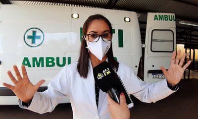 Médica enojada por imputación a colega que atendió a mujer en Franco, y amenaza a Salud a aclarar el hecho
