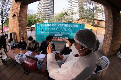 Continúa jornada de vacunación a pendientes de segundas dosis – Prensa 5