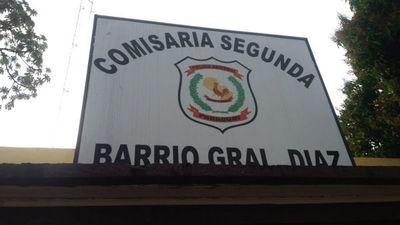 Recuperan motocicleta hurtada y detienen a un joven en el barrio San Gerardo