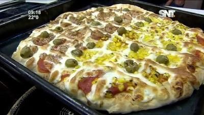Cocina de Cada Día: Aprendé a preparar una Pizzarcor