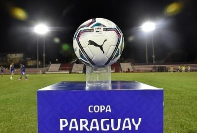 Dos juegos por Copa Paraguay se disputarán este jueves