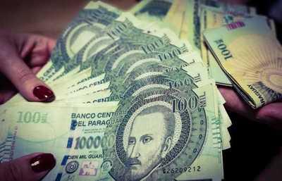 Hacienda inyecta más de G. 101.000 millones a la economía en la fecha