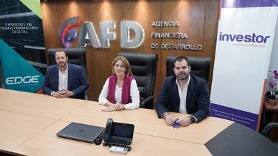 La AFD apunta a ser aun más eficiente y dinámica, con adquisición de un software especializado en gestión de fondos