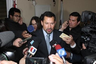 """Zacarias Irun ratifica que Ulises """"es el peor candidato de la ANR en todos los tiempos"""""""