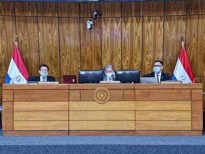 Diputados aprobó ampliación de presupuesto para varias entidades