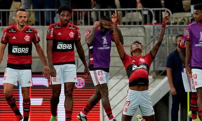 Copa Libertadores: Flamengo queda a un paso de la final
