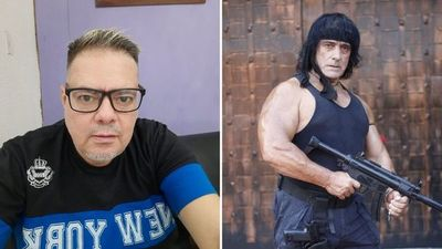 ¡Rambo le hizo propuesta indecente a Fidel Martínez!