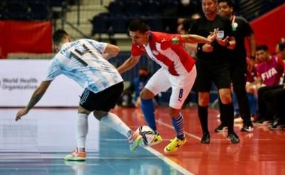 Goleado, Paraguay se elimina del mundial de Futsal FIFA