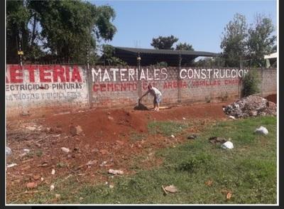 Vecinos piden intervención de la comuna sobre obstrucción de arroyo en CDE