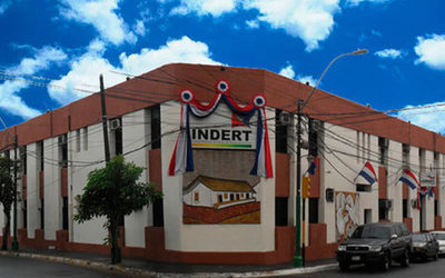 Indert pide más recursos a la Comisión Bicameral para compra de tierras