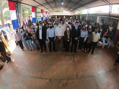 Foro departamental del MEC para la Transformación Educativa llegó a Amambay