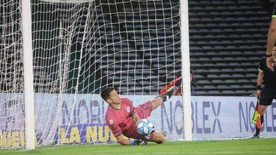 Juan Espínola podría cambiar de equipo en Argentina