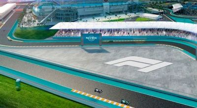 El primer GP de Miami de F1 tendrá lugar del 6 al 8 de mayo de 2022