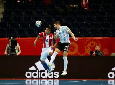 La Albirroja de Futsal FIFA culminó su participación en el Mundial de Lituania