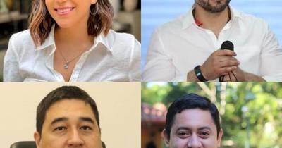 La Nación / Esta noche debatirán los 4 candidatos a gobernar Asunción sobre sus propuestas para la niñez