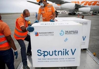 Llegará lote de Sputnik V, pero dosis no se aplicarán por suspensión