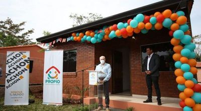Familias paraguayas serán beneficiadas por un convenio de Propio y Achón