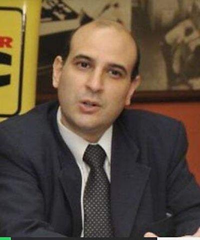 Hoy formalizan elección de Ruffinelli como nuevo miembro del Consejo de la Magistratura