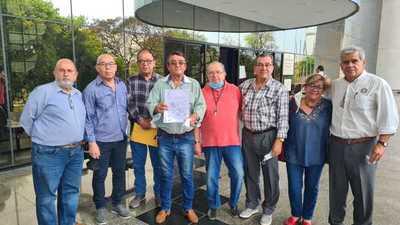 Halley plantea designar autoridades del IPS vía elecciones gremiales