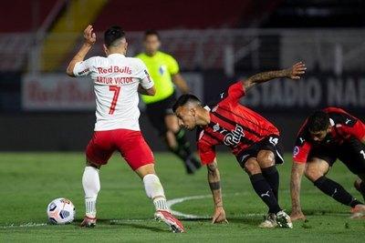 Las remontadas de Libertad en la Copa Sudamericana