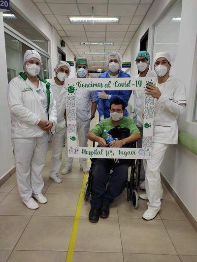 Ingavi amaneció sin ningún paciente internado por covid-19