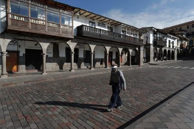 La llegada de turistas internacionales cayó más de 94 % en Perú frente a 2019