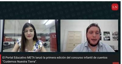 La Nación / Lanzan concurso de cuentos para fomentar la lectoescritura en niñas y niños