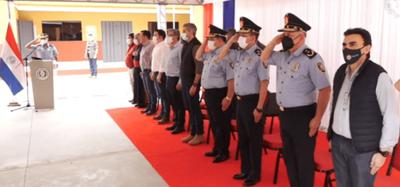 El Colegio de Policía cuenta con nueva filial en la ciudad de Villarrica – Prensa 5