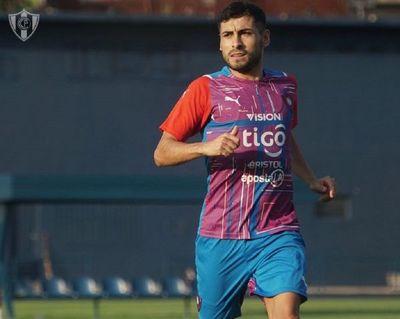 Francisco Arce recupera a Federico Carrizo