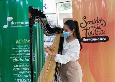 Farmaoliva se suma a la sinfonía transformadora de Sonidos de la Tierra