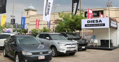La Nación / Más de 200 vehículos disponibles desde hoy en la expo usados de Cadam