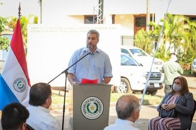 Abdo Benítez asegura que el 90% de lo prometido en campaña fue cumplido