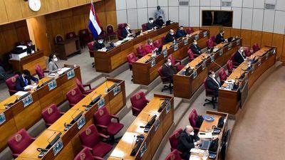 Senadores rechazan sacar subsidio a imputados por invasión
