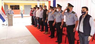 El Colegio de Policía cuenta con nueva filial en la ciudad de Villarrica