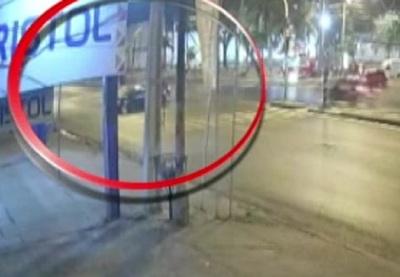 Mariano Roque Alonso: Cruzó semáforo en rojo y ocasionó accidente