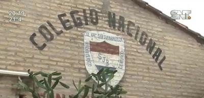 Por quinta robaron en una escuela en el Bo. Las Lomitas de Ñemby