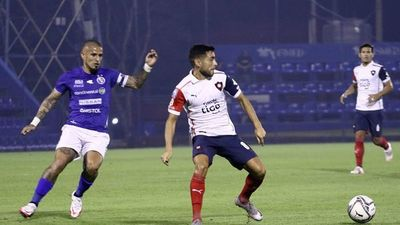 Emparejamientos confirmados de octavos de final de la Copa Paraguay