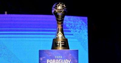 Así quedaron los enfrentamientos de octavos de final de la Copa Paraguay