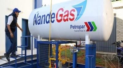 """""""Ñande Gas"""" de Petropar también sube desde este viernes"""