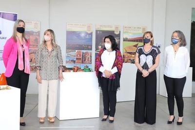 Obras de artistas encarnacenas llegan a Asunción con la exposición «Cuatro Elementos»