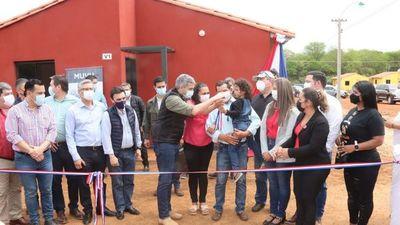 Marito apoya propuesta de convertir en crimen  la invasión  de tierras