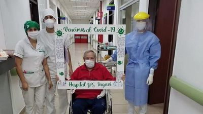 Hospital Ingavi,  sin pacientes internados por coronavirus