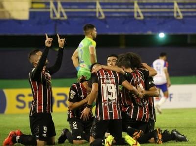 2 de Mayo y Tacuary completan lista de clasificados a octavos de la Copa Paraguay